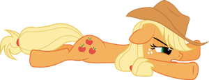 Applejack(vector) by Spectty
