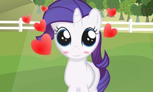 Filly rarity in love. by Coltsteelstallion