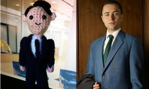 Amigurumi Mad Men: Pete by smapte