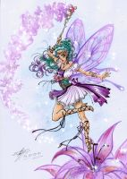 fairy by Cat-with-dark-eyes