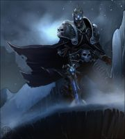 The Lich King by mullerpereira