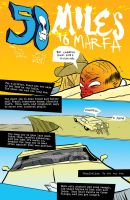 50 Miles To Marfa (page 1) by swordgun