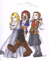 Chu are MAHfriends-POTC FANART by Mmystery
