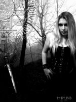 In the forest by tanit-isis-stock