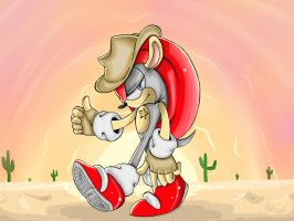 mighty the armadillo by Patrial