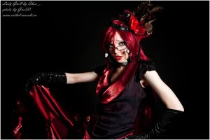 Lady-Grell 2 by shua-cosplay