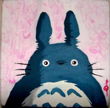 Totoro by Nawilith