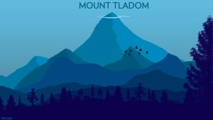 Mount Tladom by Trycon1980