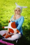 AT - Fionna and Cake by MilliganVick