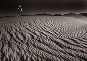 in the sand dune by cenevols