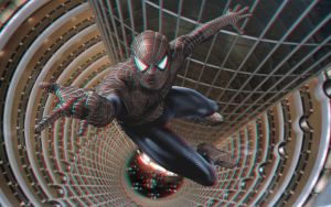 The Amazing Spiderman 3-D conversion by MVRamsey