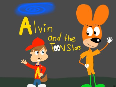 Alvin And The ToonStars by AlvinMunk500
