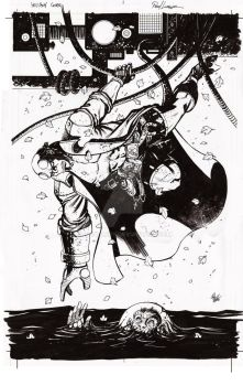 Hellboy Cover by RodGallery