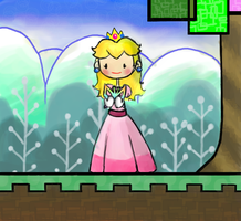 Super Paper Mario by punchygirl