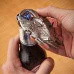 Millennium Falcon Bottle Opener by NIMArchitect