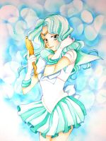 Neptune by Mr-JojoManga