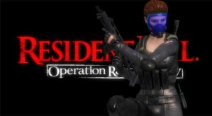 Resident Evil Operation Raccoon City Lupo by adjie7x