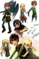HTTYD : What can you do by DarkHalo4321