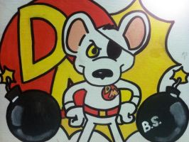 Danger Mouse by sampson1721