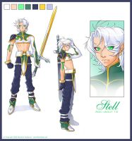 Stell - Concept Art by MichelleHoefener