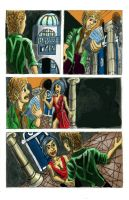 Killjoy page in color by Ronin356