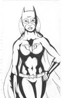 Batgirl by 2numb2relate