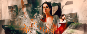 My Disguise Is Breaking - Signature by EmeliaJane