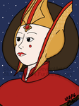 Queen Amidala by BlueTigress94