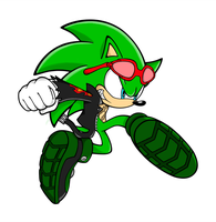 Scourge Colored by YaoiLover16