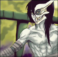 Go to Hell Ulquiorra by Arrancarfighter