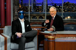 Eyeless Jack on Letterman by MrAngryDog