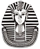 King Tut by radishninja