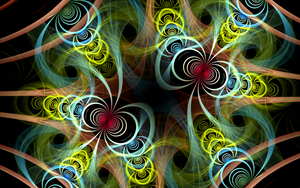 connected spirals by Andrea1981G