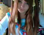 Haruhi Cosplay by CappinFrankie