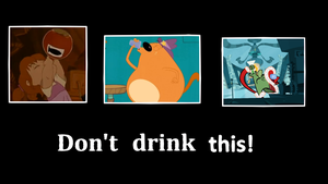Do not drink by HeinousFlame