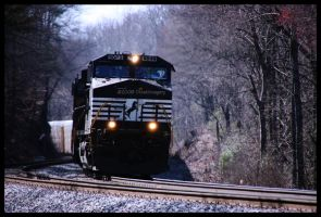 Norfolk Southern 9490 by SassyPants61762
