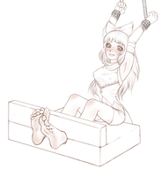 [WIP] Blake Captured by wtfeather