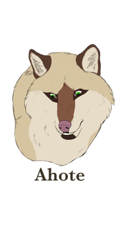Ahote [Commission] by MikoMan909