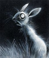 Rabbit by Skia