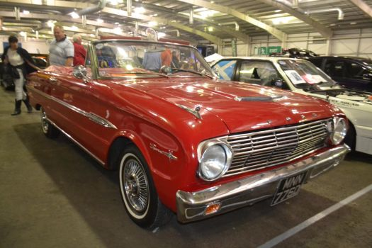 Ford Falcon (2) by Supercooper17