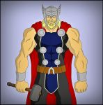 Thor by DraganD