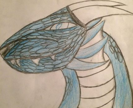 Water Dragon by JD2036