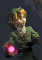 Link (model) by Yepezzzz