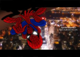 Spiderman SD:ReSPECTs by siamgxIMA