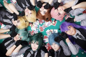 Vocaloid Poker Face by mollyeberwein