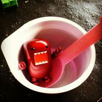 Yogurt Domo! 49/365 by PiliBilli