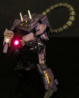 Shockwave Transformers FOC G1 Style by MeMade