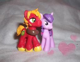 Macintosh + Twilight Blind Bags by Lolly-pop-girl732