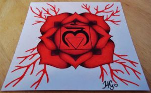 Root Chakra by HaleyGeorge