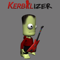 Kerbals these days. by carabao89